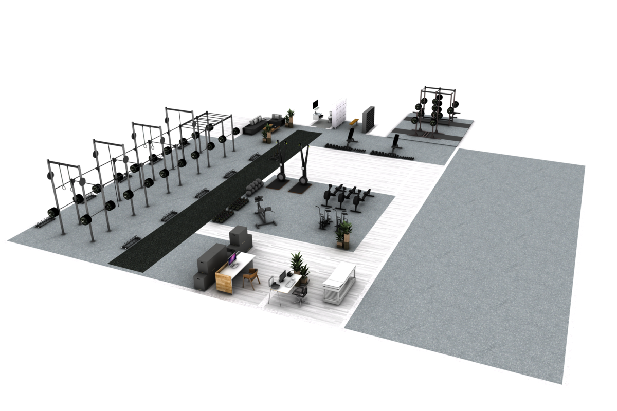 Vores Gym til April