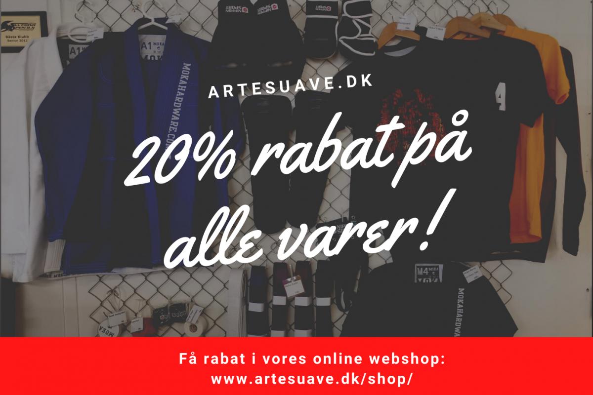 Ny webshop hos Arte Suave