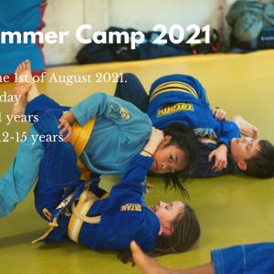 Kids summer camp 2021