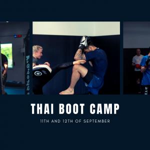 Thaiboksning Boot Camp