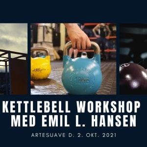 Kettlebell Workshop med Emil L. Hansen