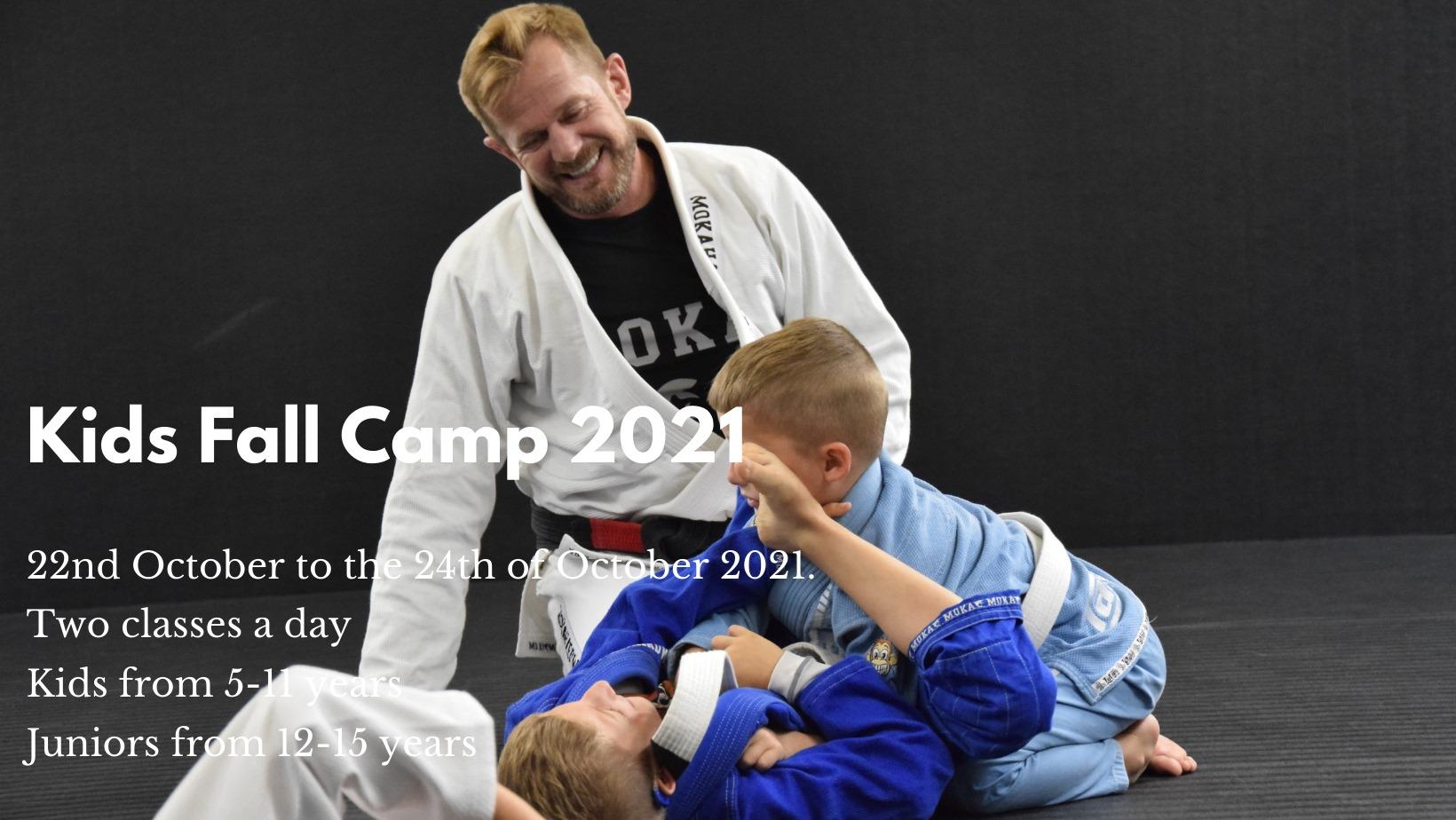 Børne efterårs camp for alle klubber