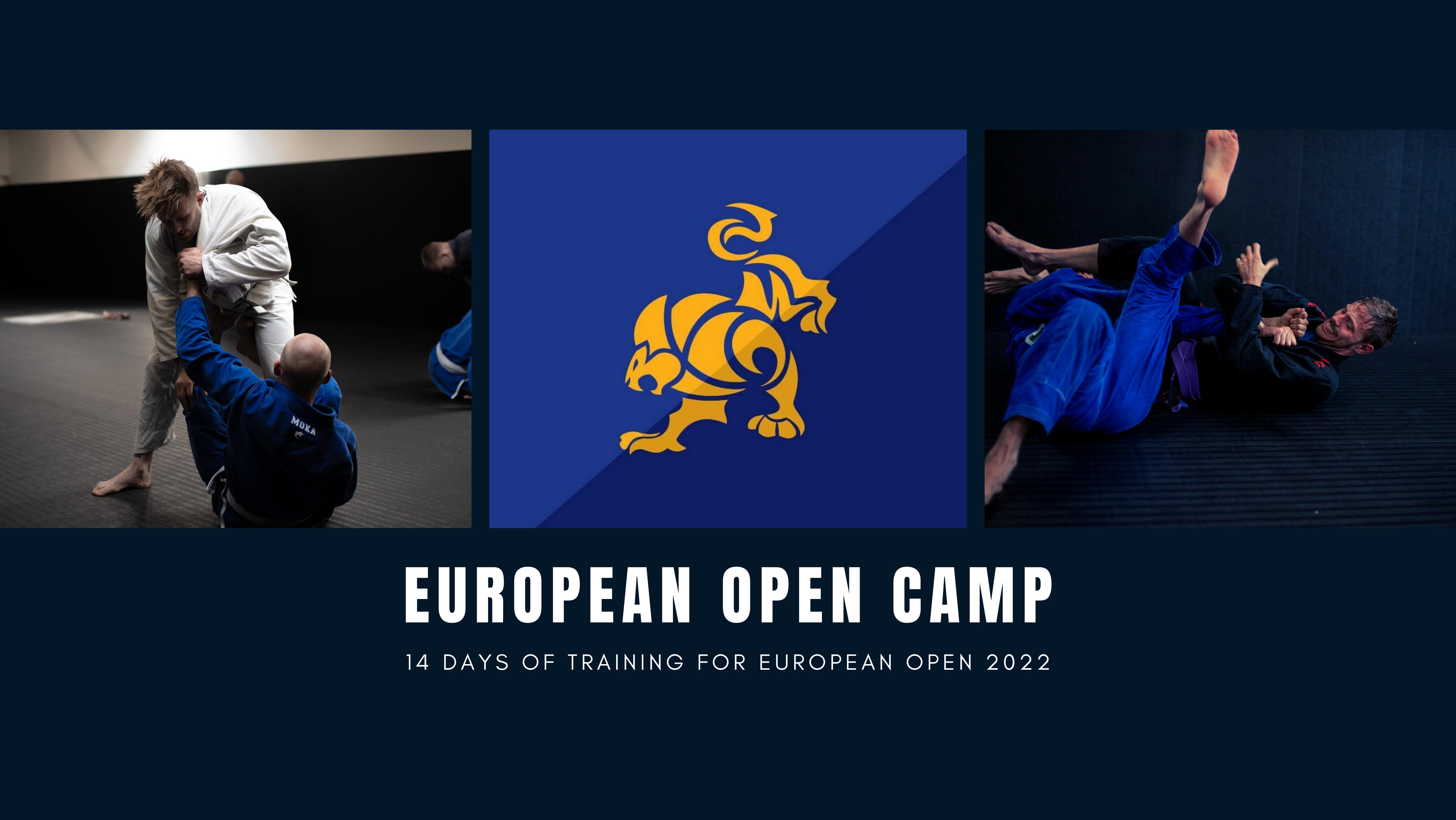 European Open Camp 2022